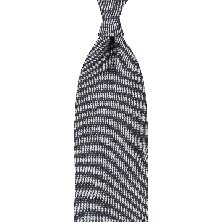 MIDNIGHT NAVY CASHMERE TIE