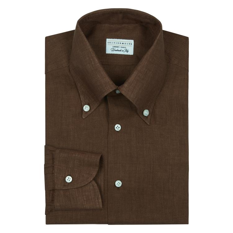 Classic Button Down Collar Shirt