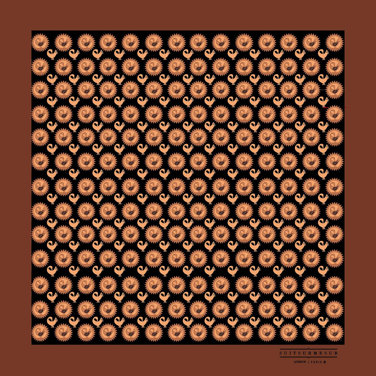 Cinnamon / Black