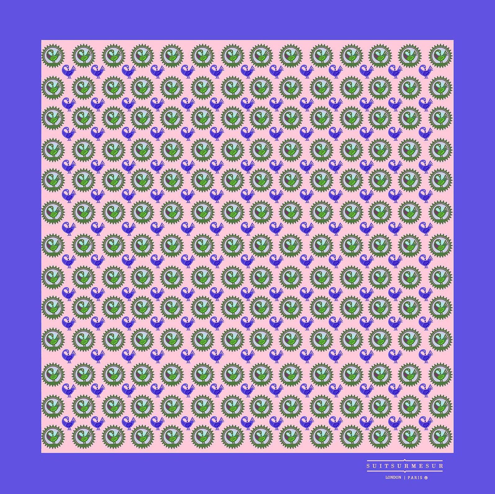 Lavender / Pink